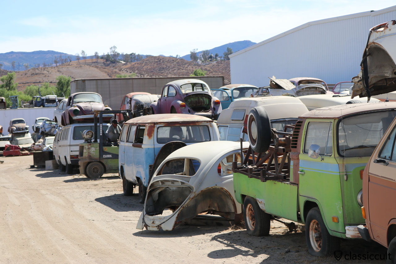 Interstate Vw Junkyard California Classiccult