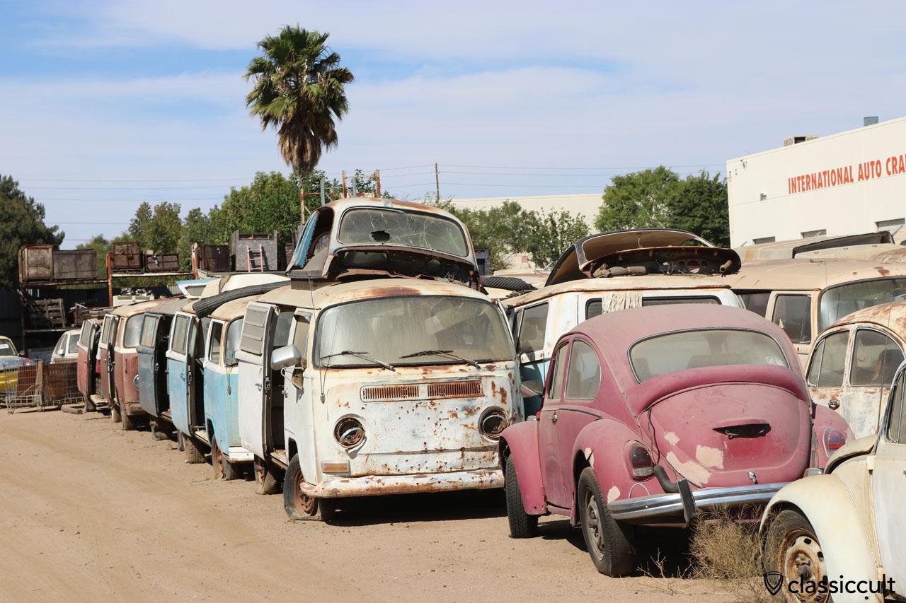 Interstate VW Junkyard California | classiccult
