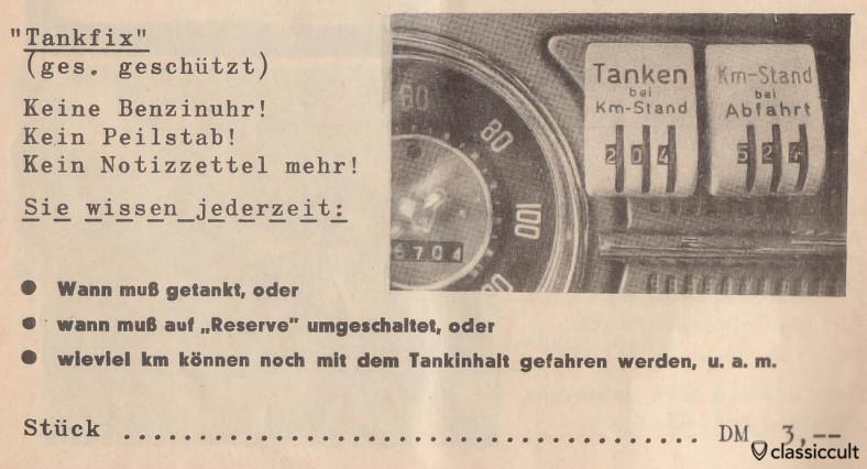 Tankfix