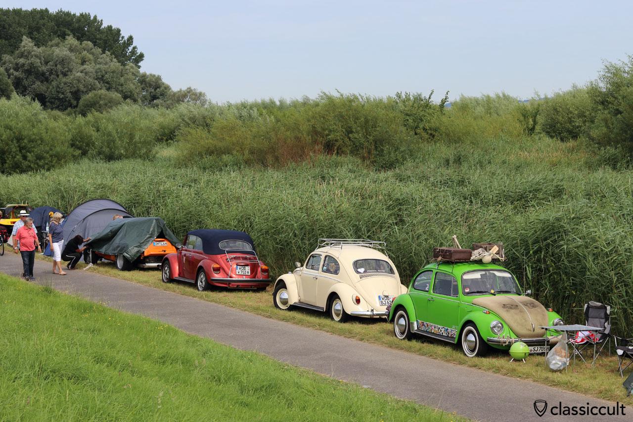 Küstendrive VW Treffen, Elbinsel, Krautsand, Drochtersen, 23 Juli 2016