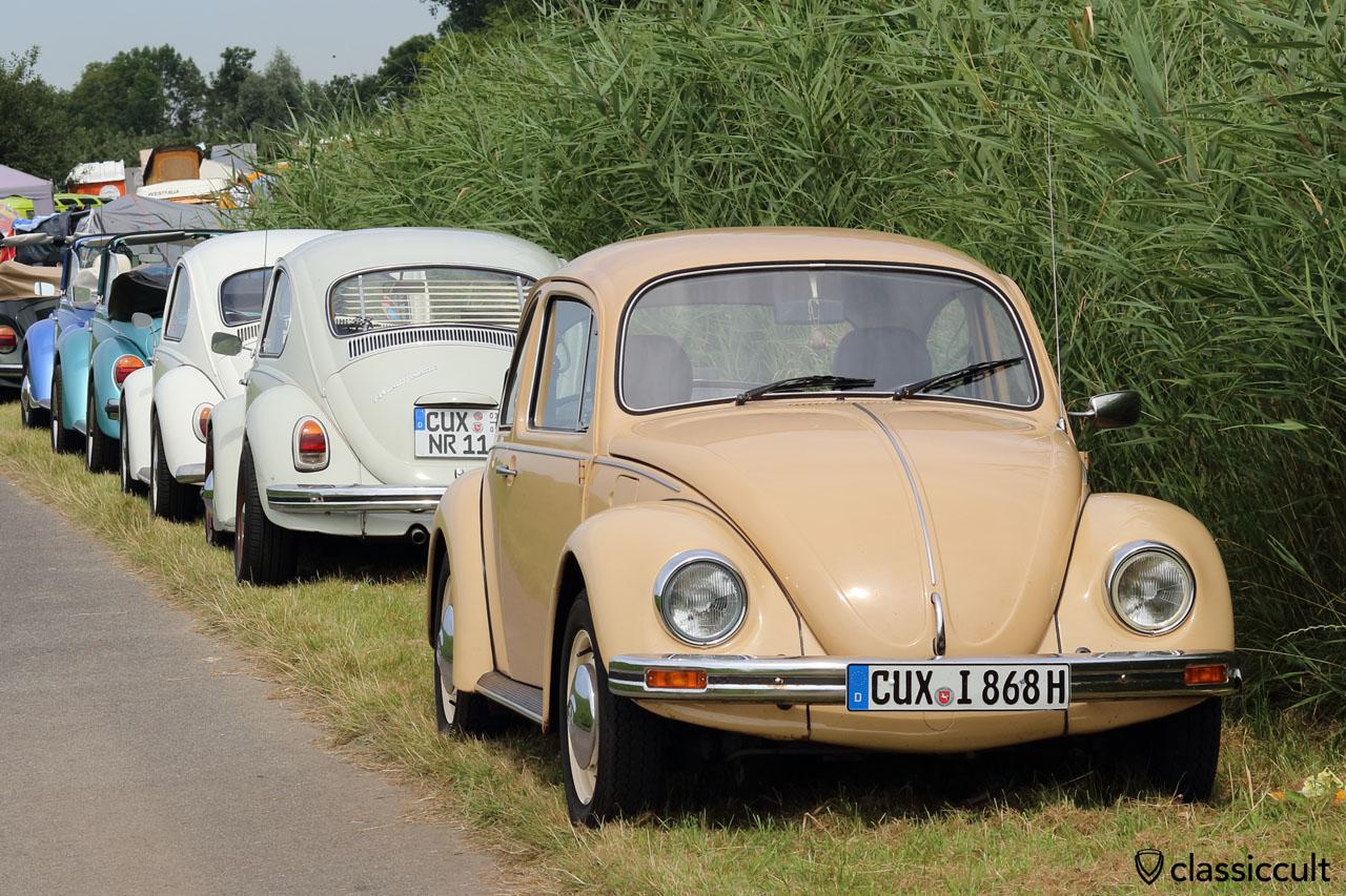 1968 VW Käfer aus Cuxhaven (CUX)