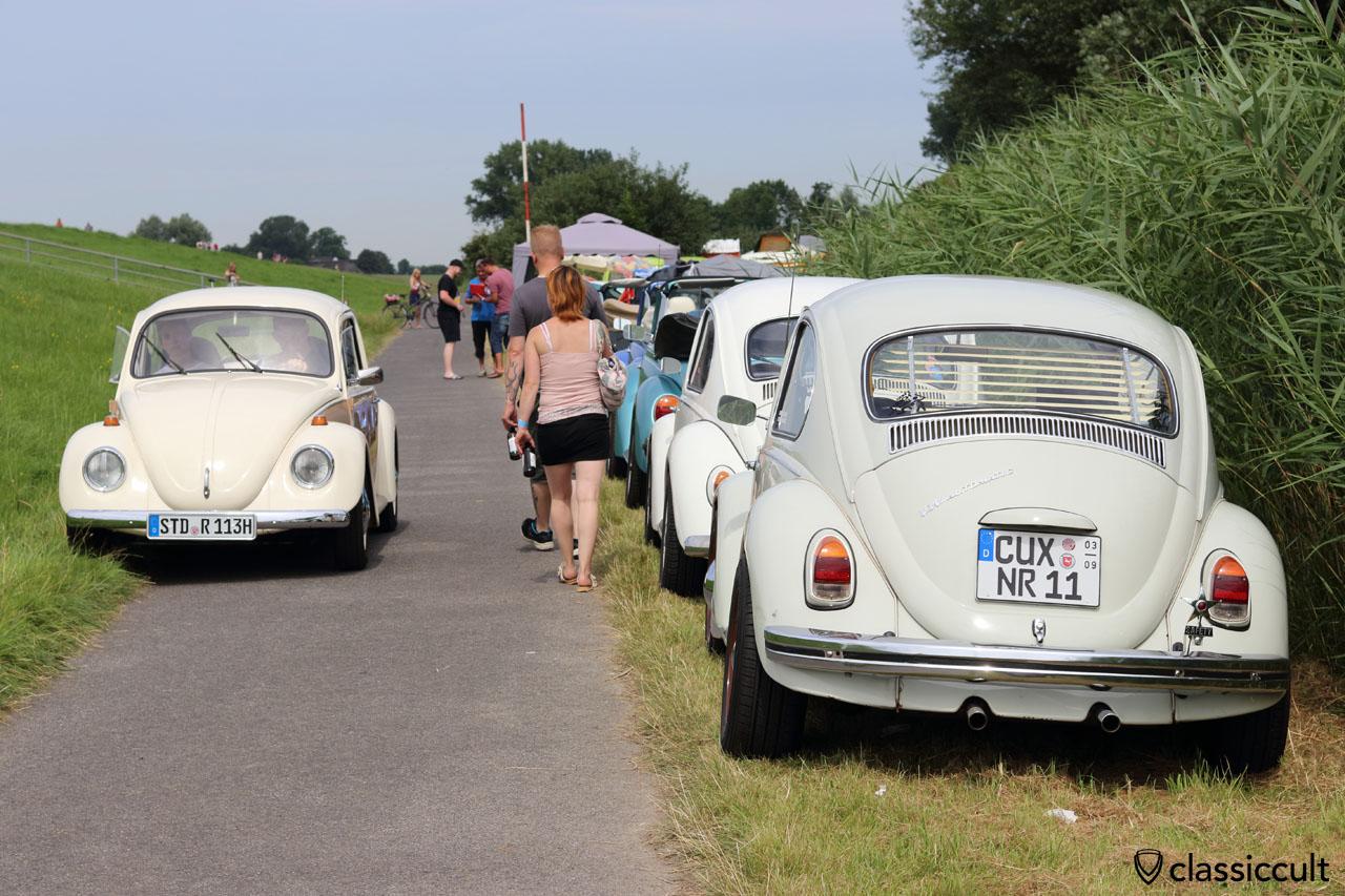 VW Automatic Käfer und Sparkäfer
