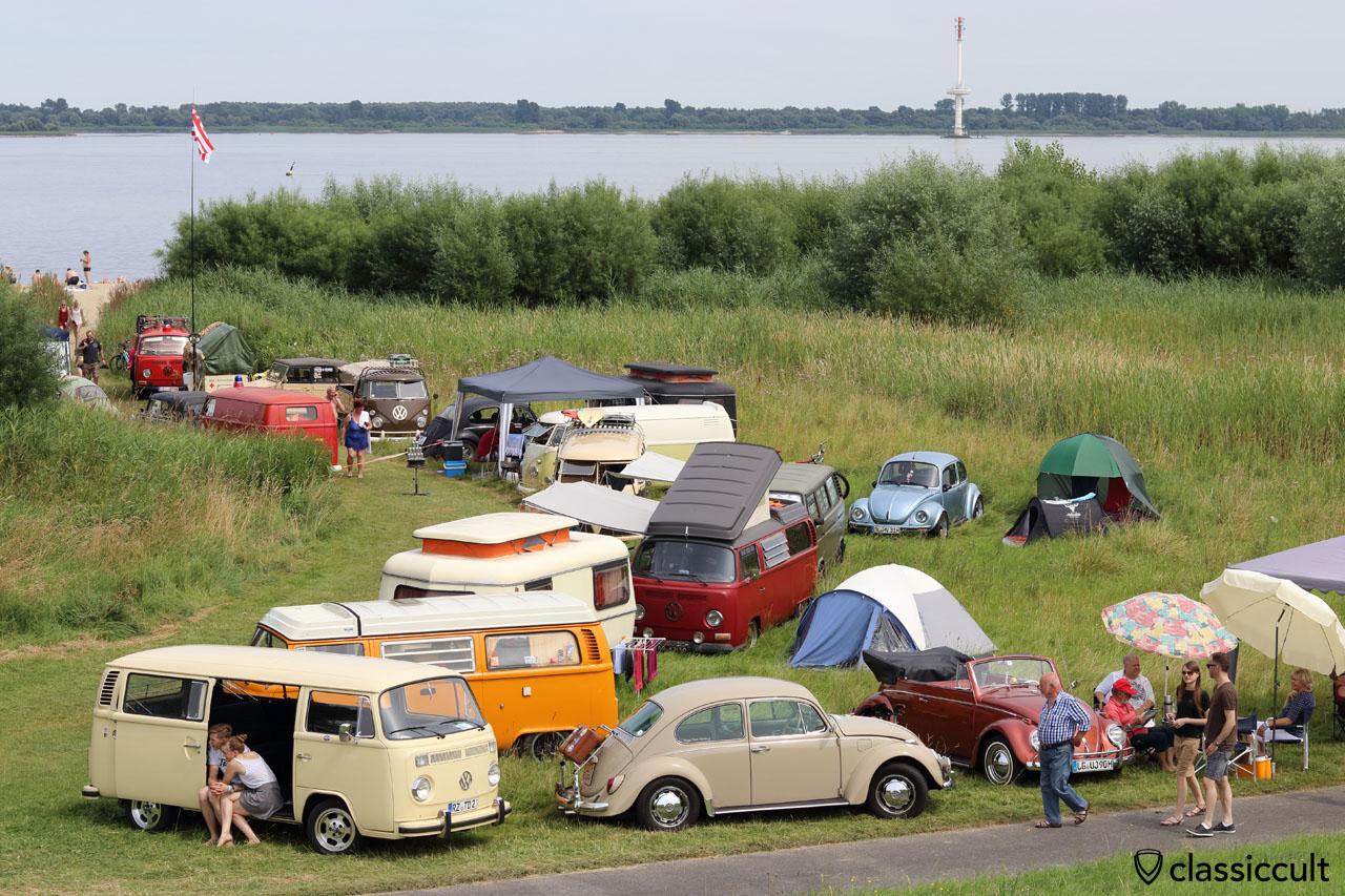 Küstendriver VW Meeting Krautsand