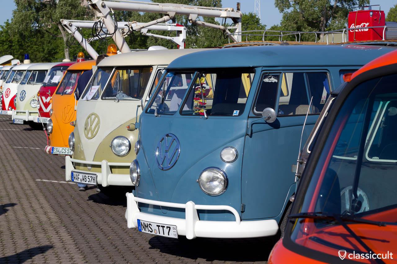 Maikäfertreffen Hannover VW Käfer, Bus, Karmann Typ 3 Bilder ...