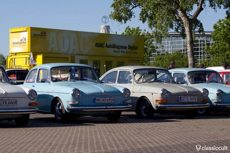 VW Typ 3 ADAC