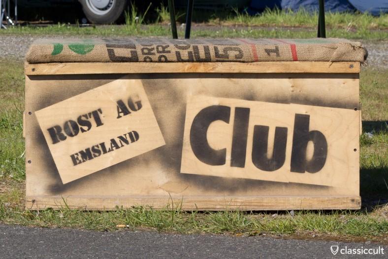 Rost AG Emsland VW Club Relax Box