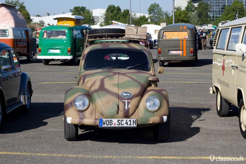 Brezel Käfer Nato Style