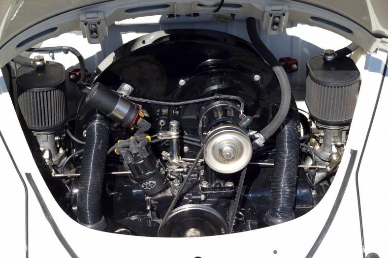Käfer mit Motor Tuning
