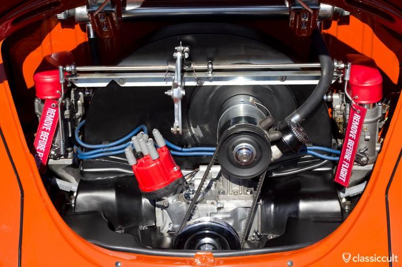 VW Käfer Motor Tuning