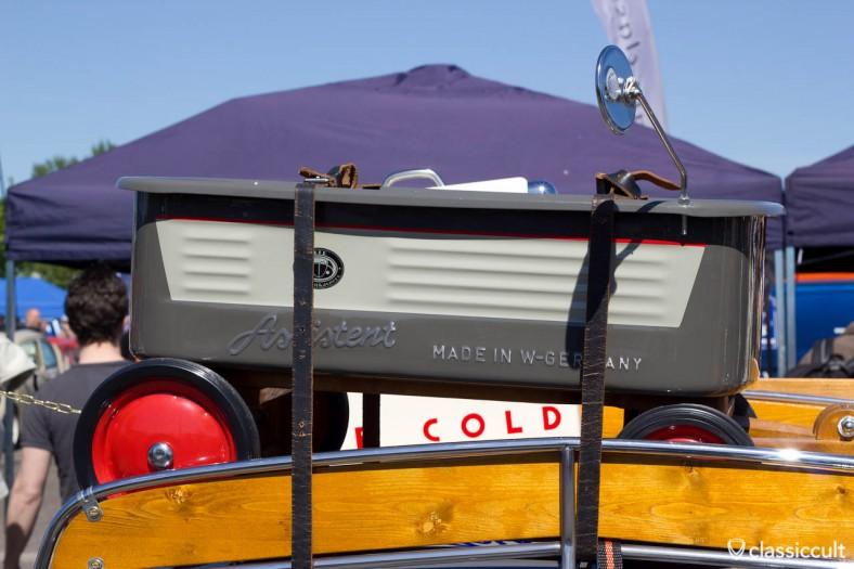 Hazet Assistent Werkzeugwagen Made in W-Germany