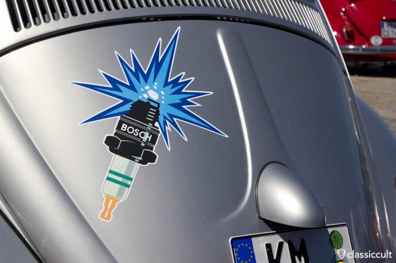 VW Käfer Bosch Zündkerze