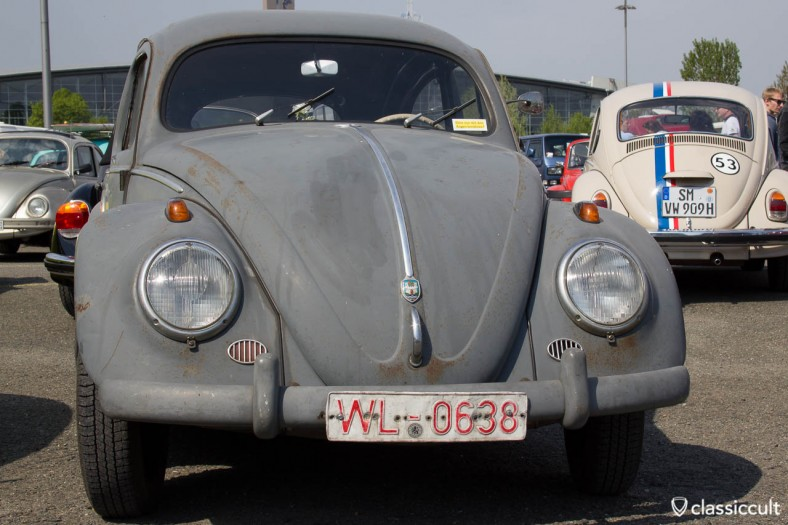 great Patina Oval Bug