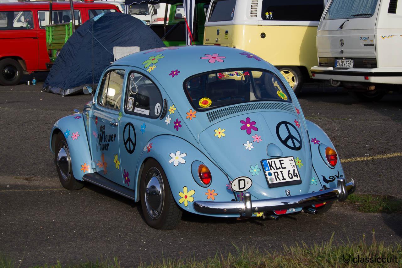 Flower Power Käfer von 1964