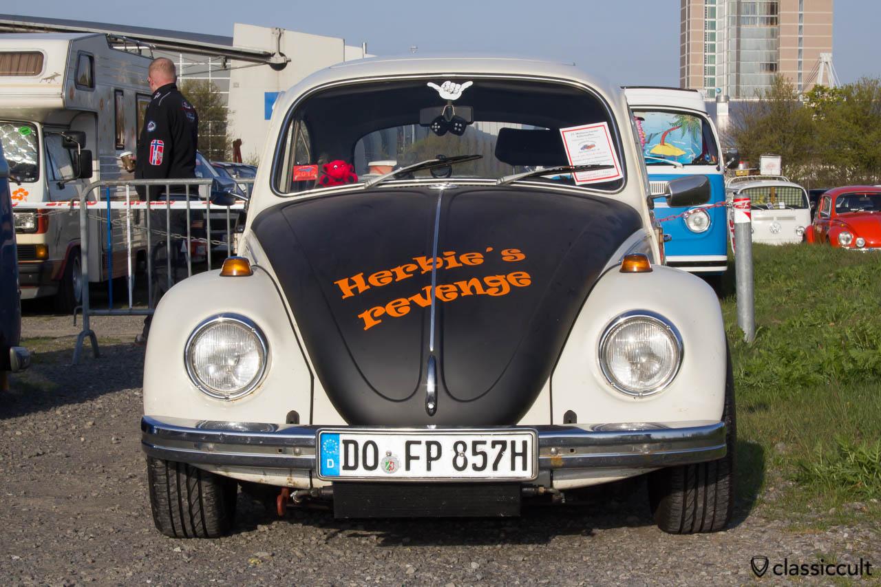 Herbies Revenge Käfer