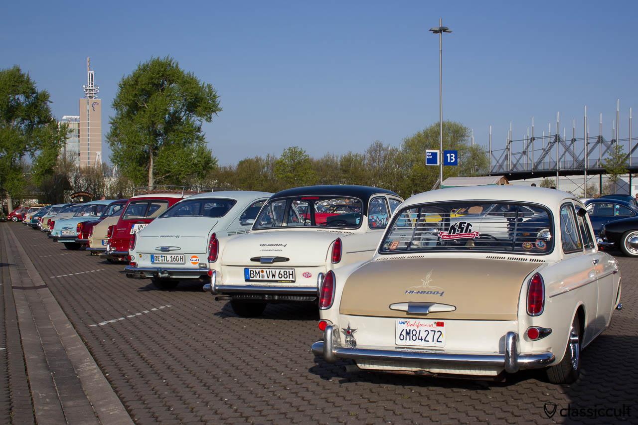 VW Typ 3 1600 L