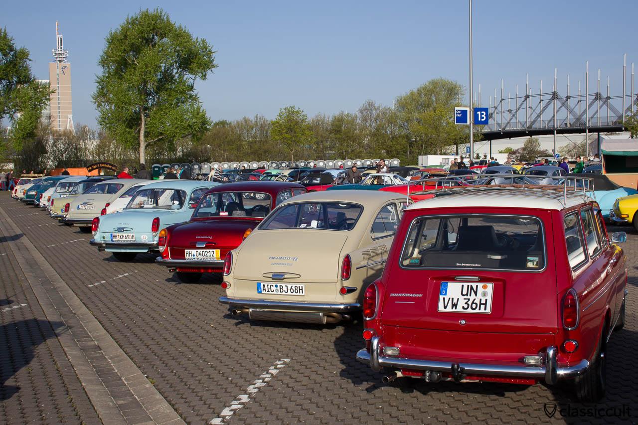 VW Typ 3 Kombi, 1600 TL Automatic, 1600L