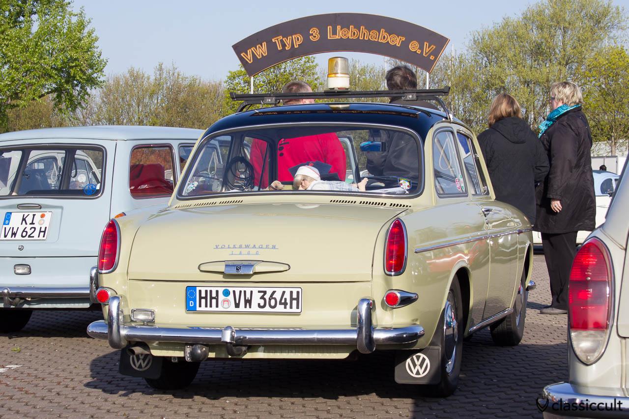 VW Typ 3 Liebhaber 1964 VW 1500