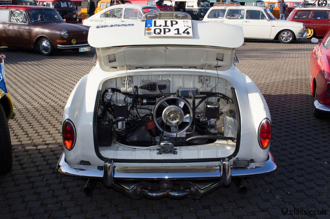 Karmann Ghia 1500 Motor