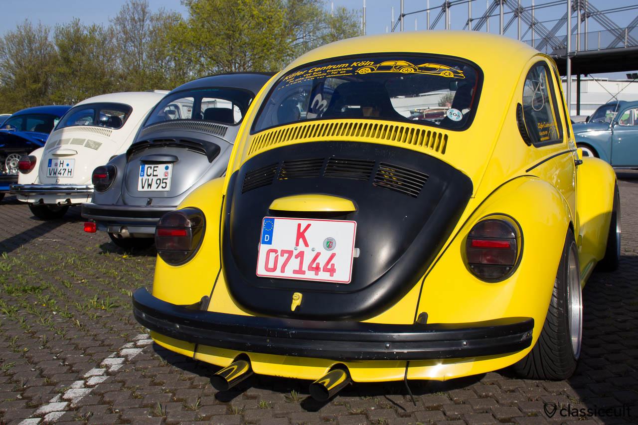 VW Käfer vom Käfer Centrum Köln