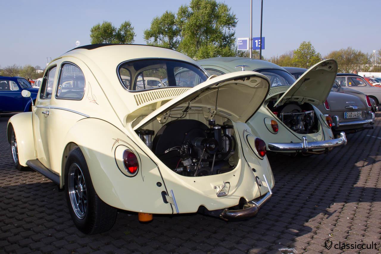 Faltdach Cal Look Käfer