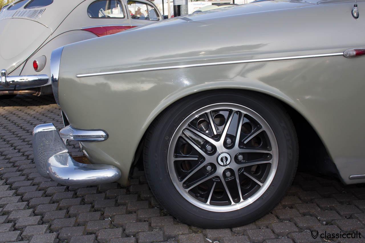 VW Type 3 mit COSMIC Felgen