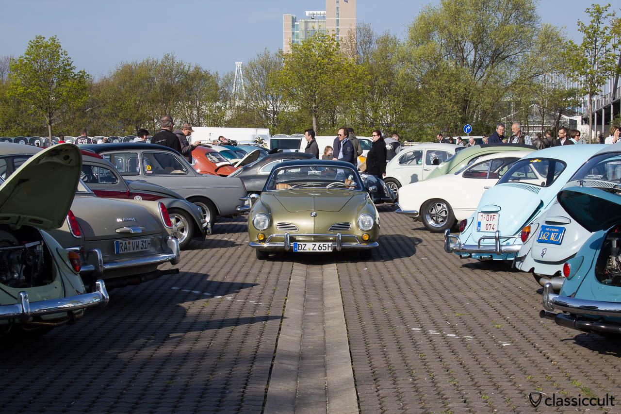 VW Karmann Ghia von 1965