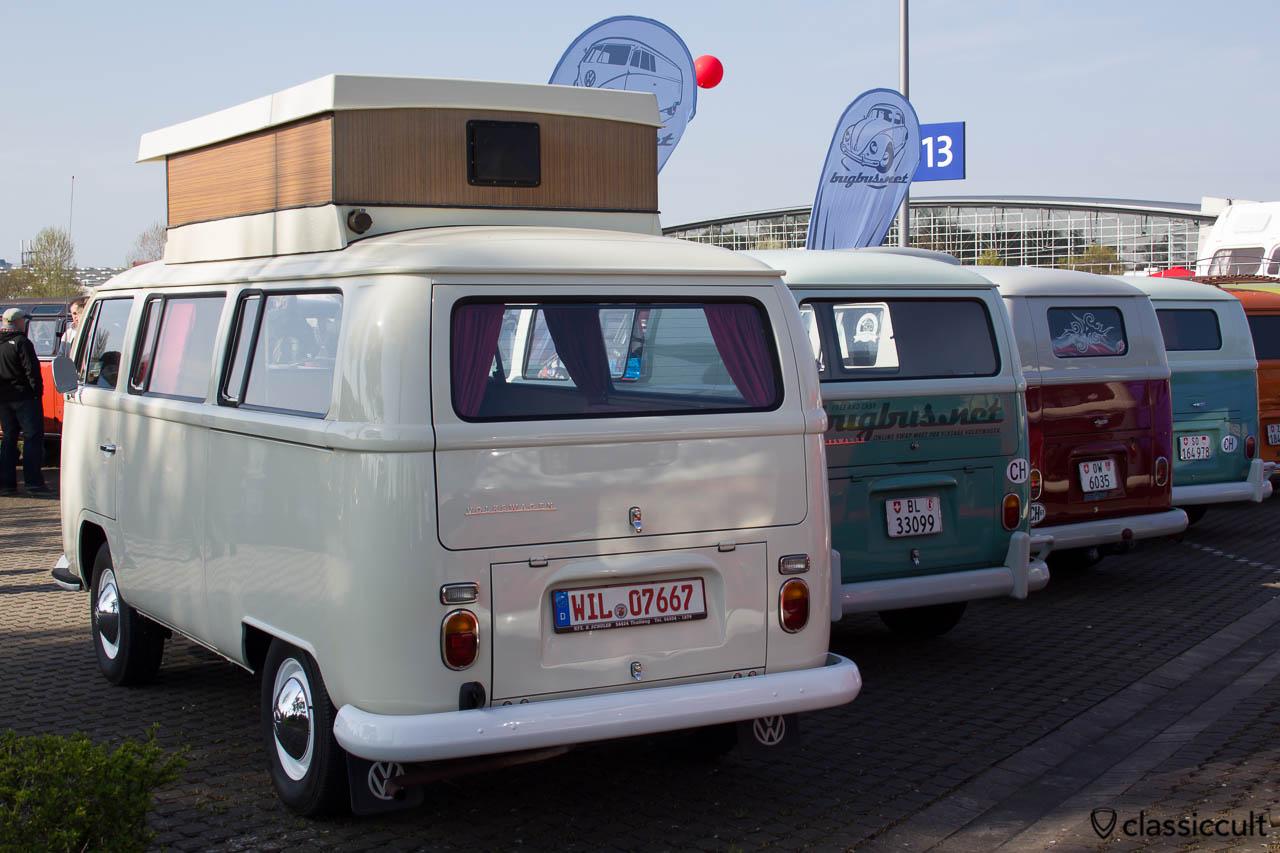 T2a VW Busse auf dem MaiKaeferTreffen 2013
