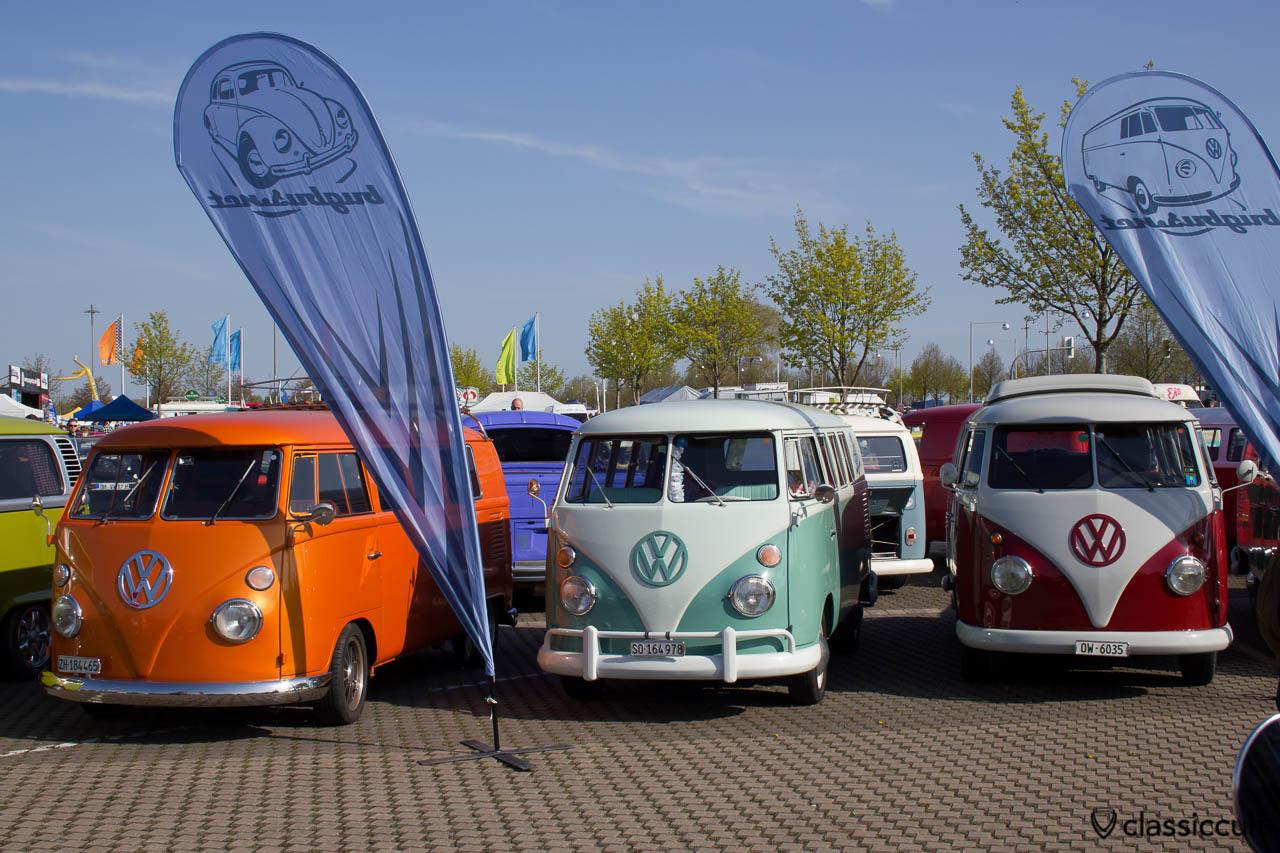VW Split Busse