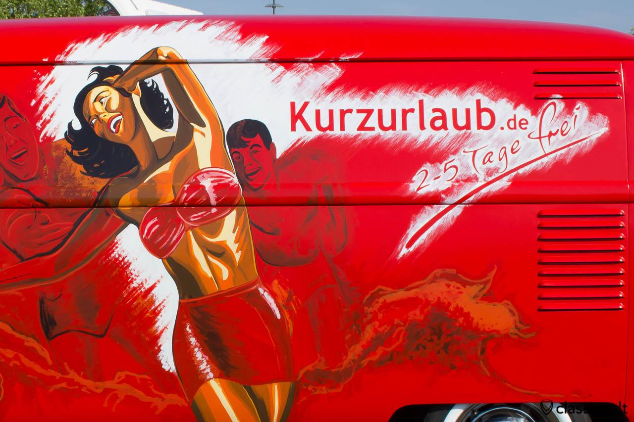 Kurzurlaub.de VW Bulli