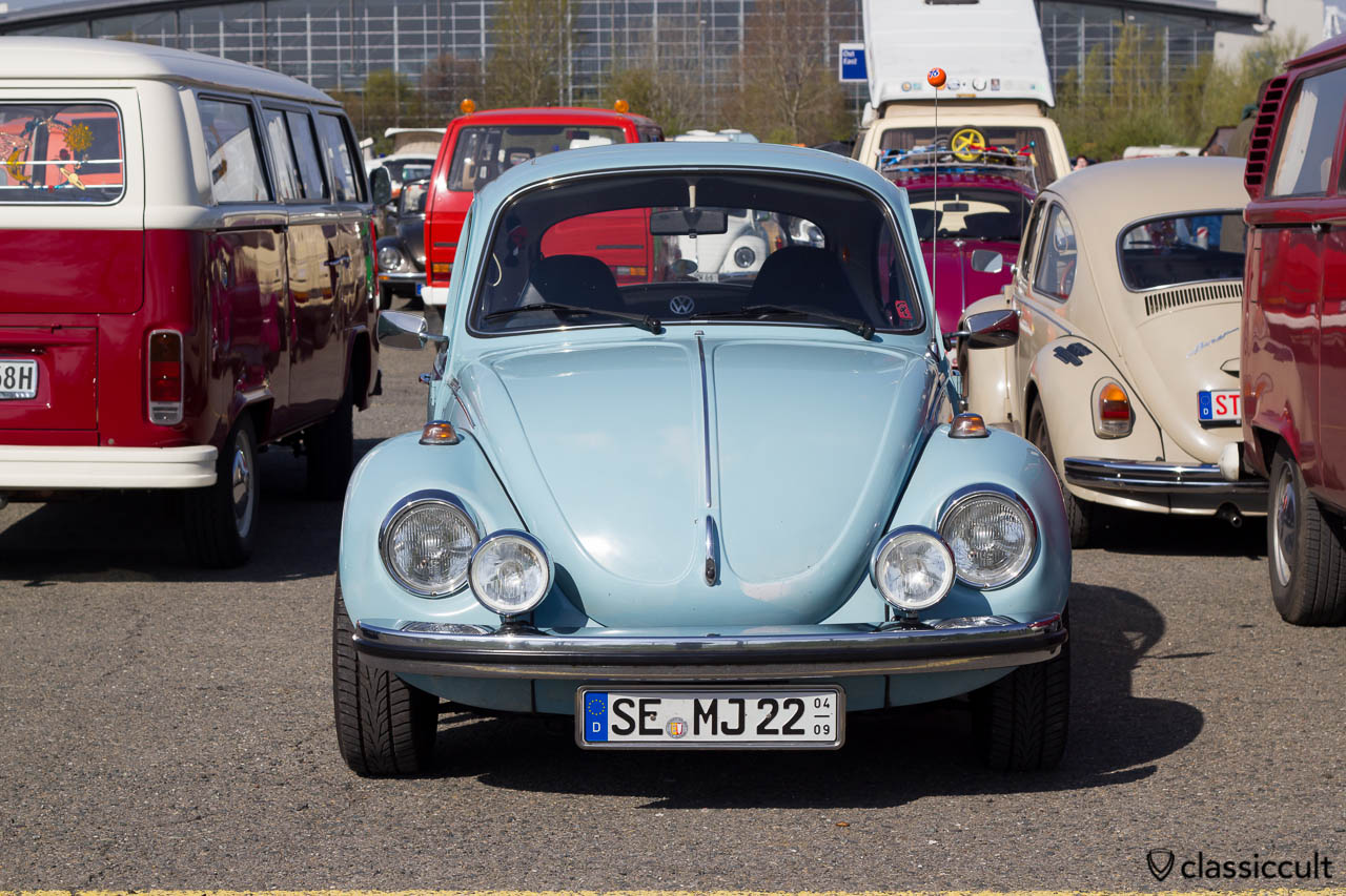VW 1303 mit Nebelscheinwerfer