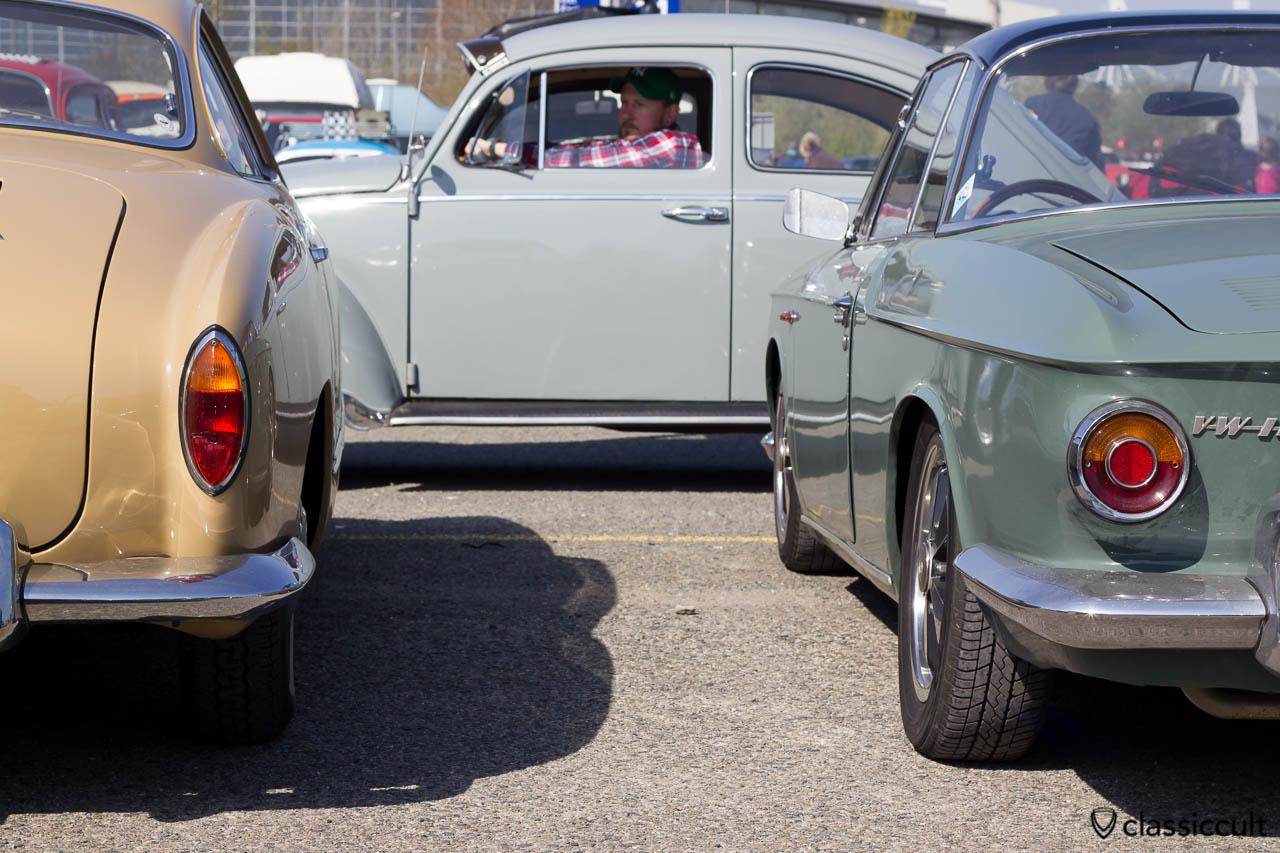 VW Karmann-Ghia Typ 14 und Typ 34