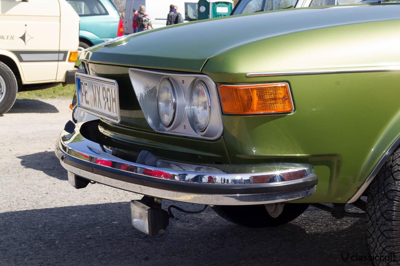 VW Typ 4 Variant mit Fernscheinwerfer