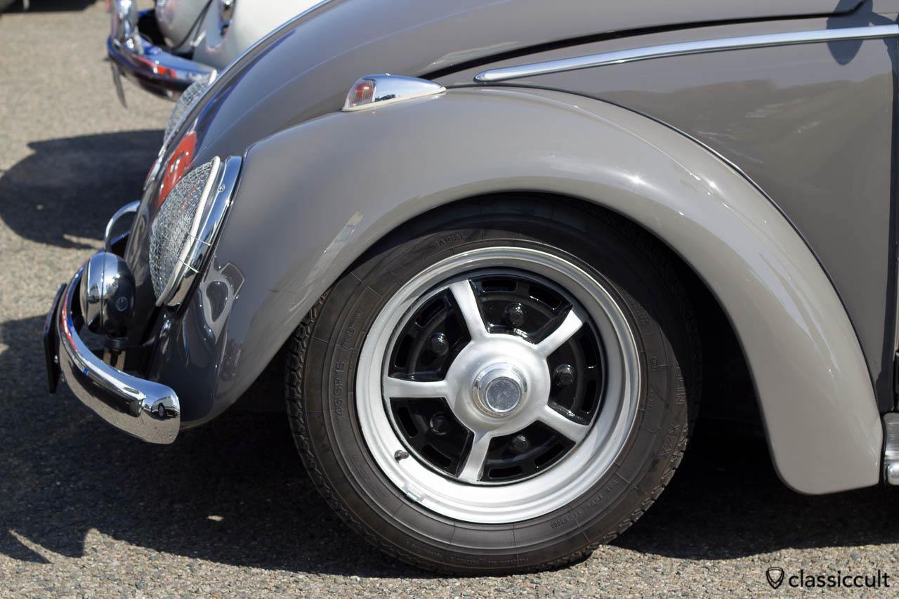 VW Käfer mit Sprint Star aus DK