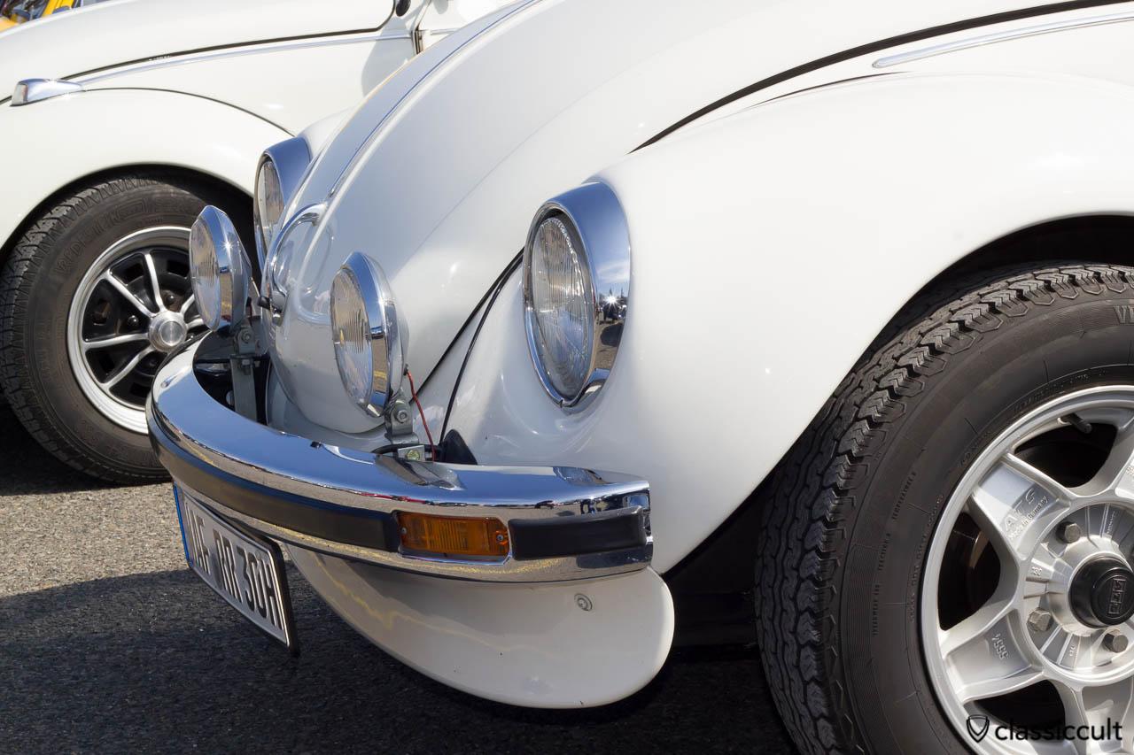 VW Käfer Frontspoiler