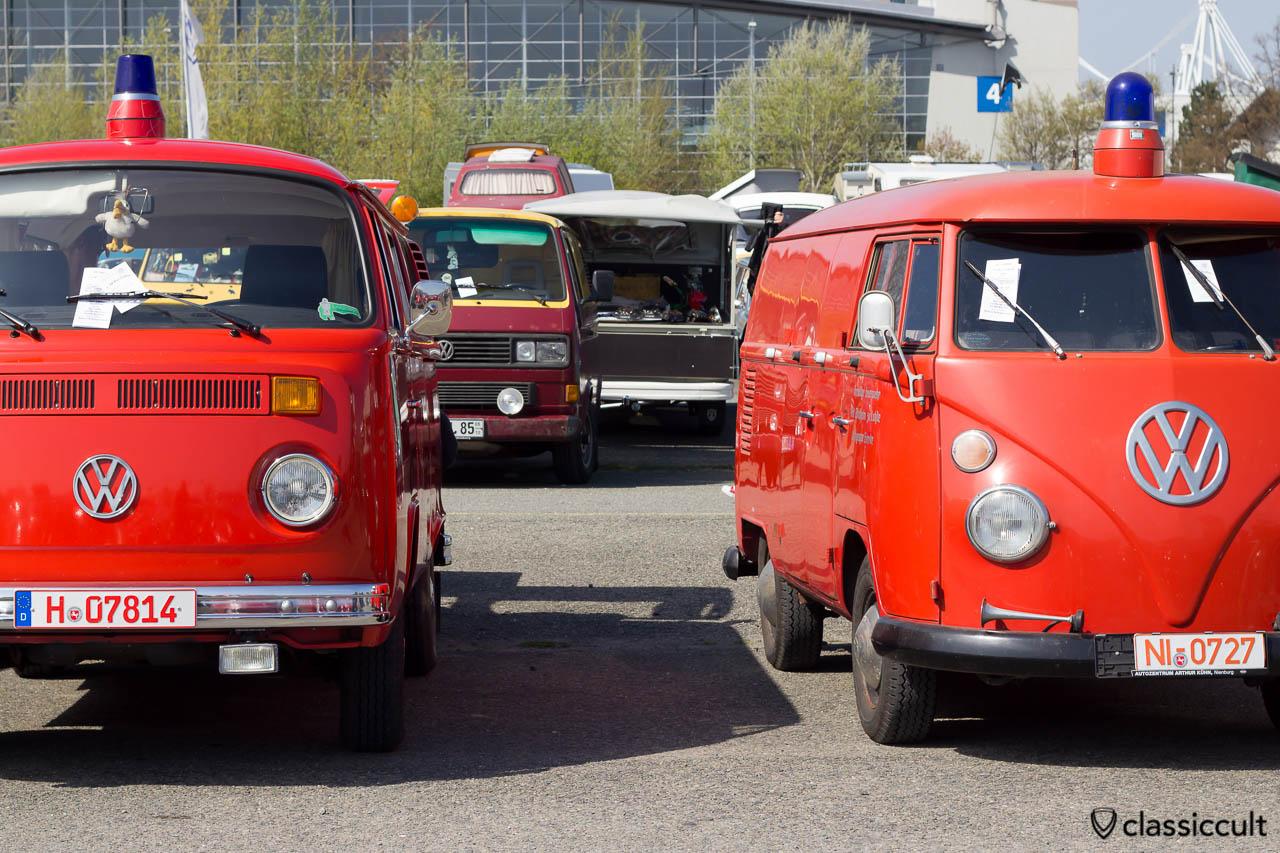 Feuerwehr Busse