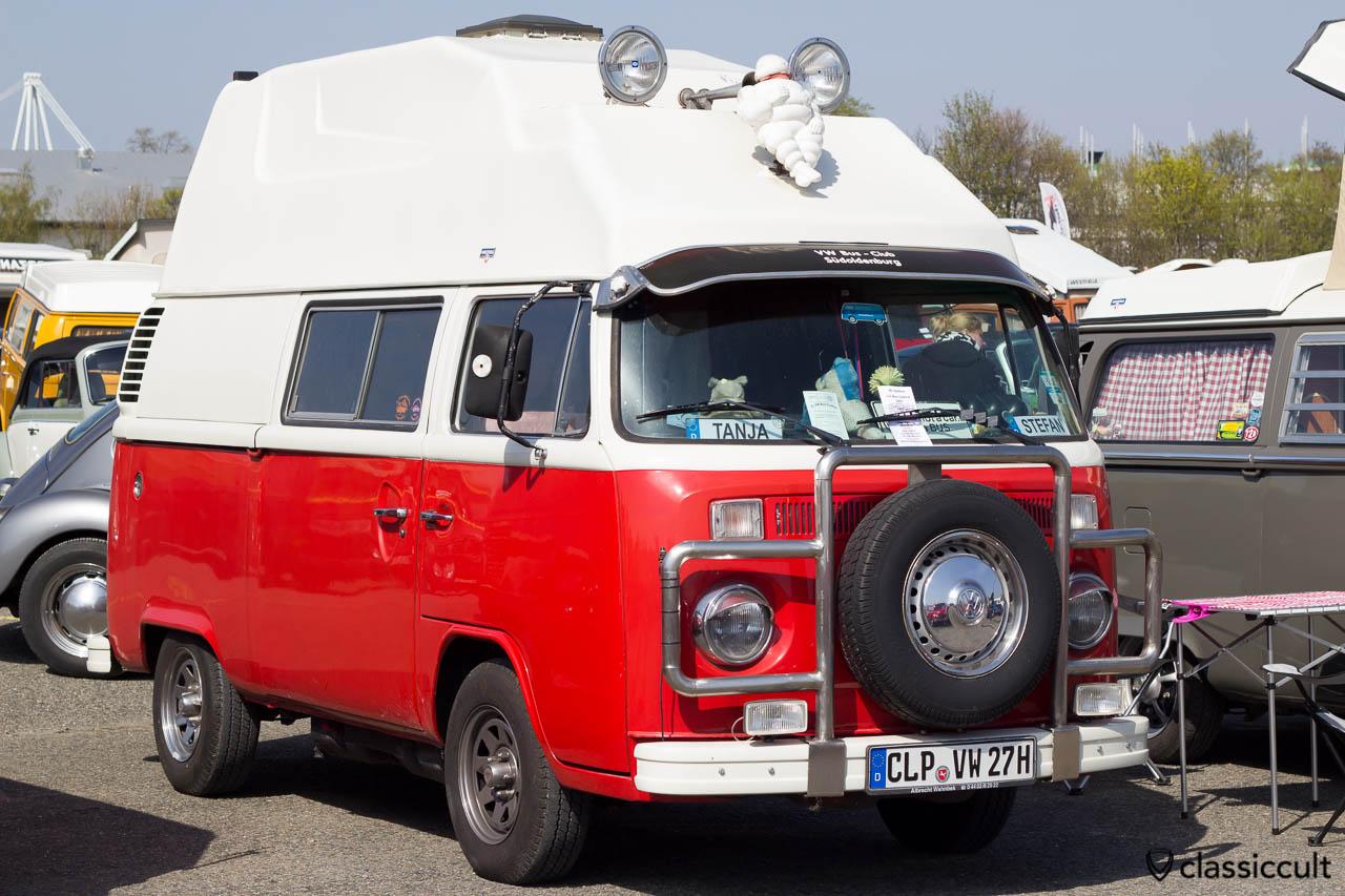 Hardcore VW Camper von Tanja und Stefan