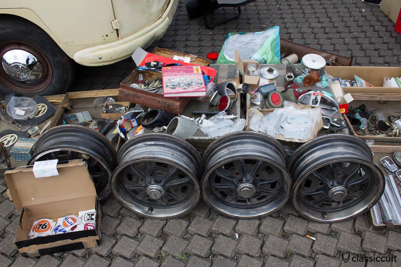 seltene VW Teile Mai Käfer Treffen 2013