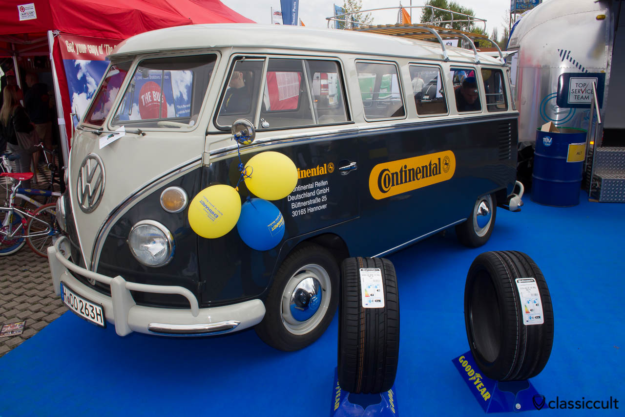 1963 Continental T1 Bus