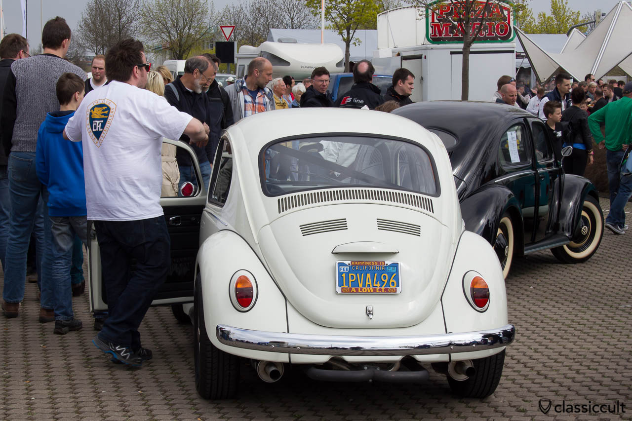 DFL Cal Look Käfer und 1950 Brezel