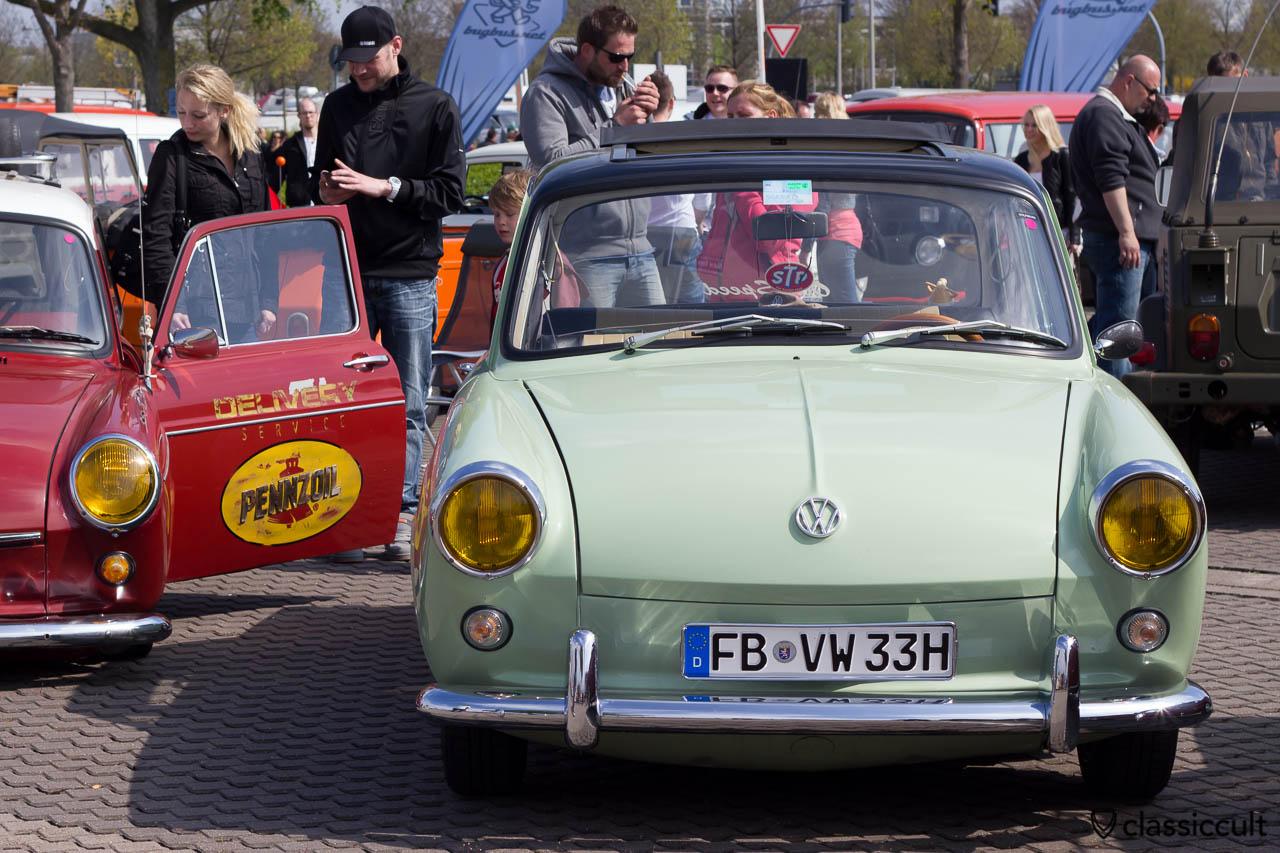 COOL VW Typ 3 mit Faltdach