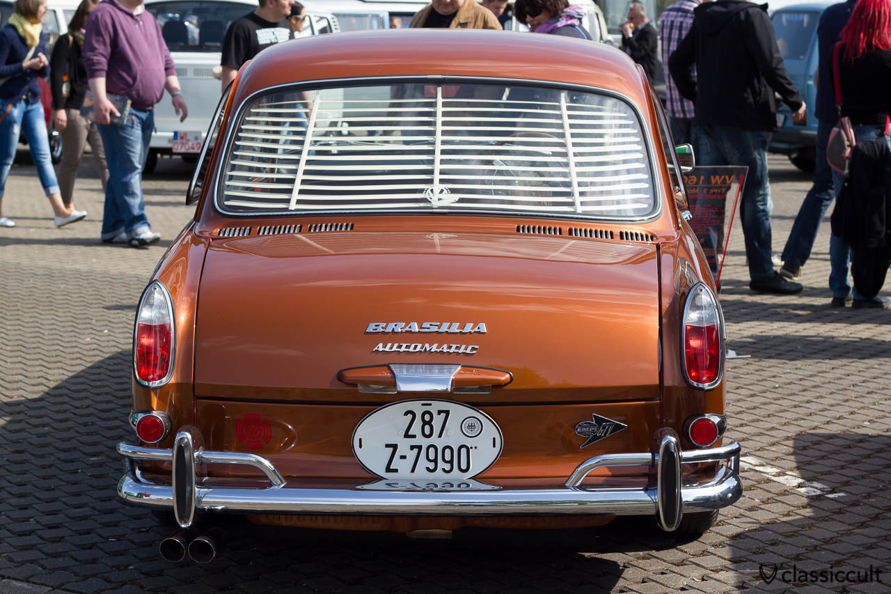 VW Brasilia Automatic