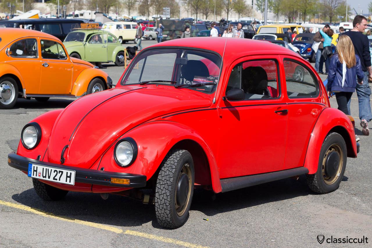 Standard Käfer von 1972