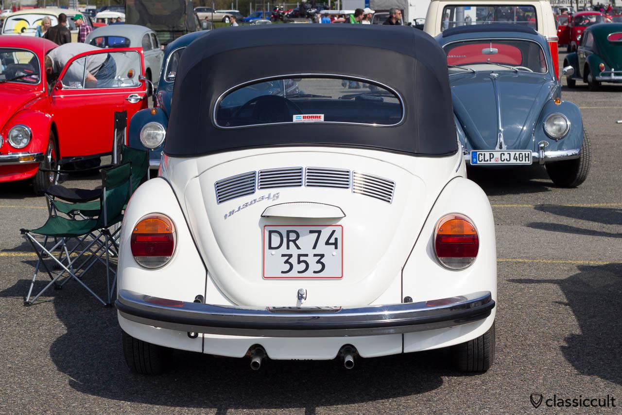 VW 1303 LS in weiss