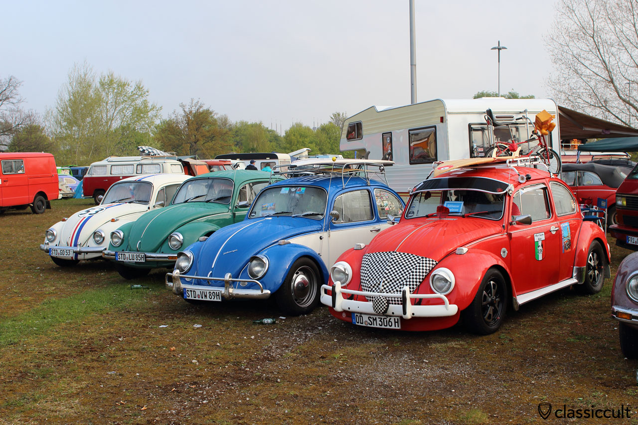 Küstendriver Cuxhaven VW Club Beetles