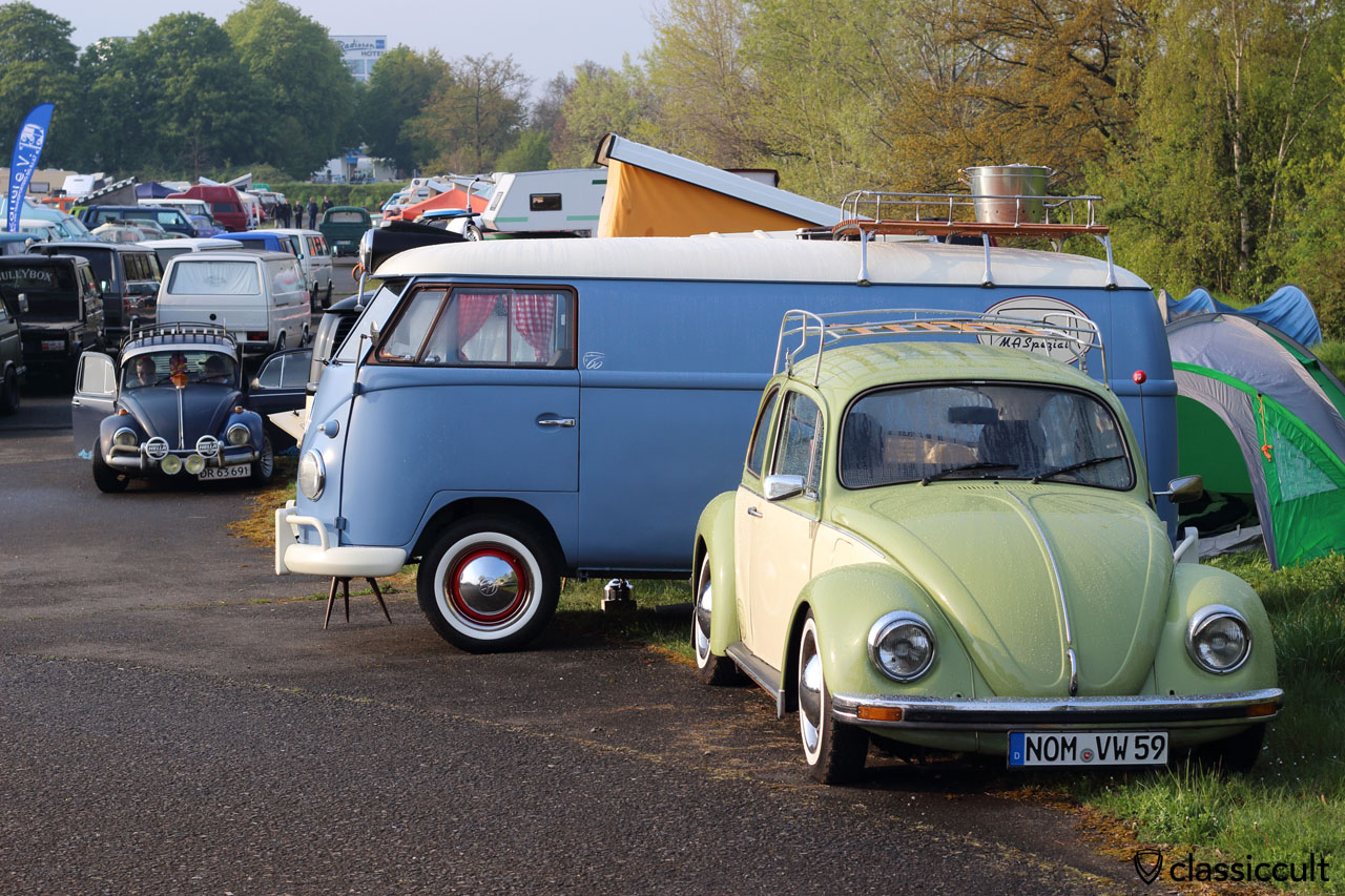 MaiKäferTreffen Camping 2016