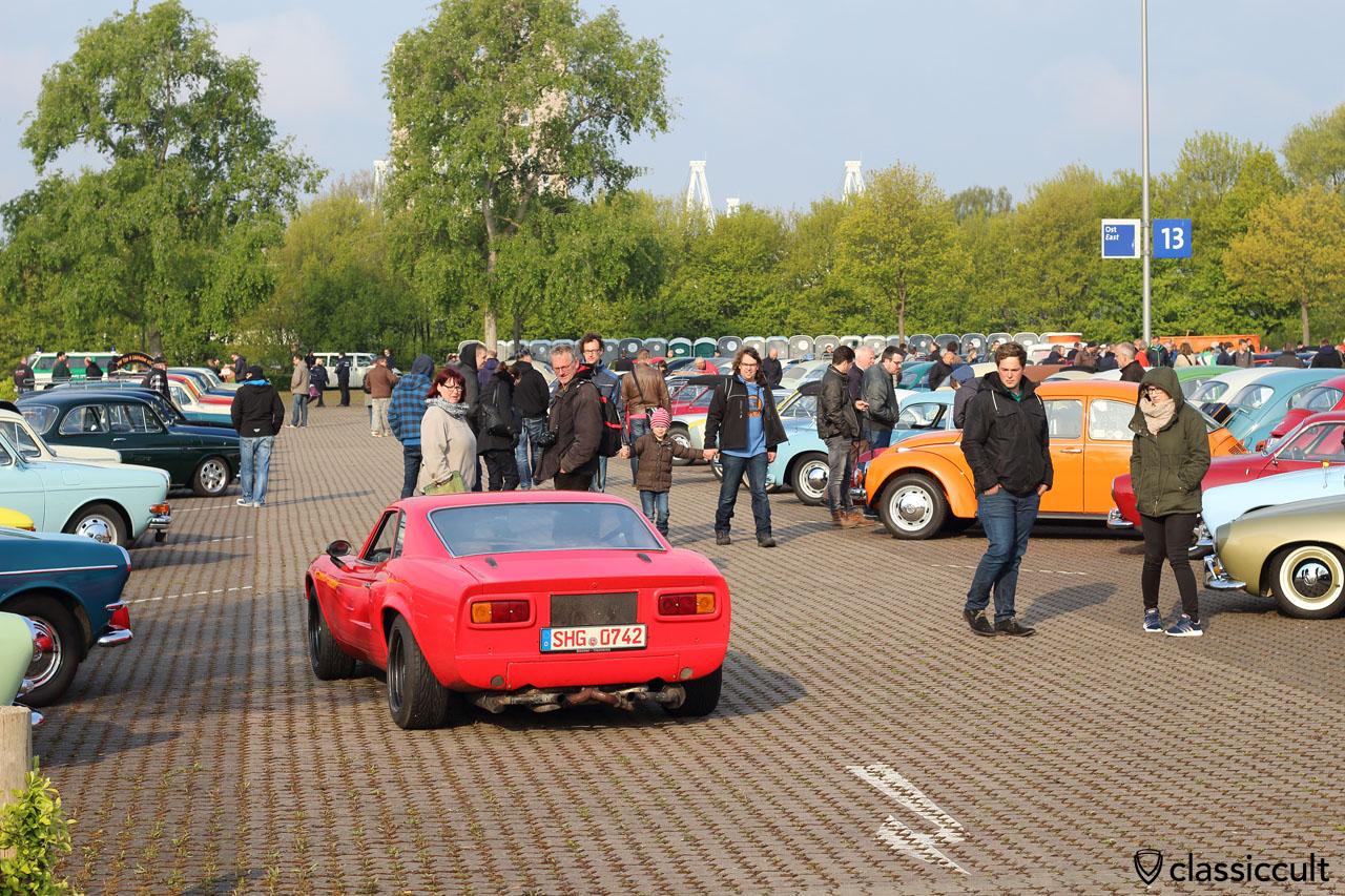 rare FT-Bonito VW Kit Car