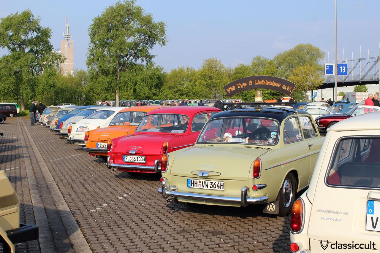 VW Typ 3 Liebhaber VW Club