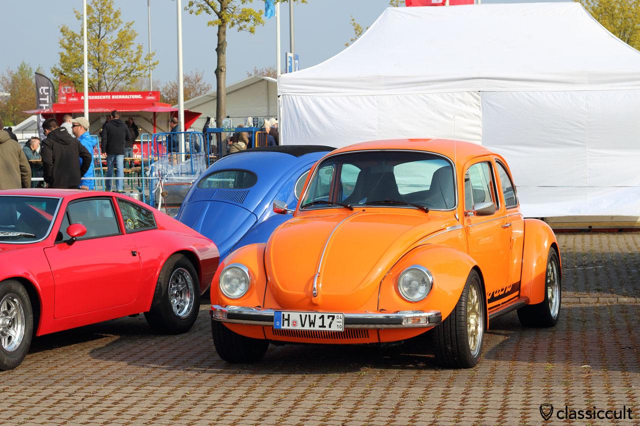 VW Beetle Germanlook