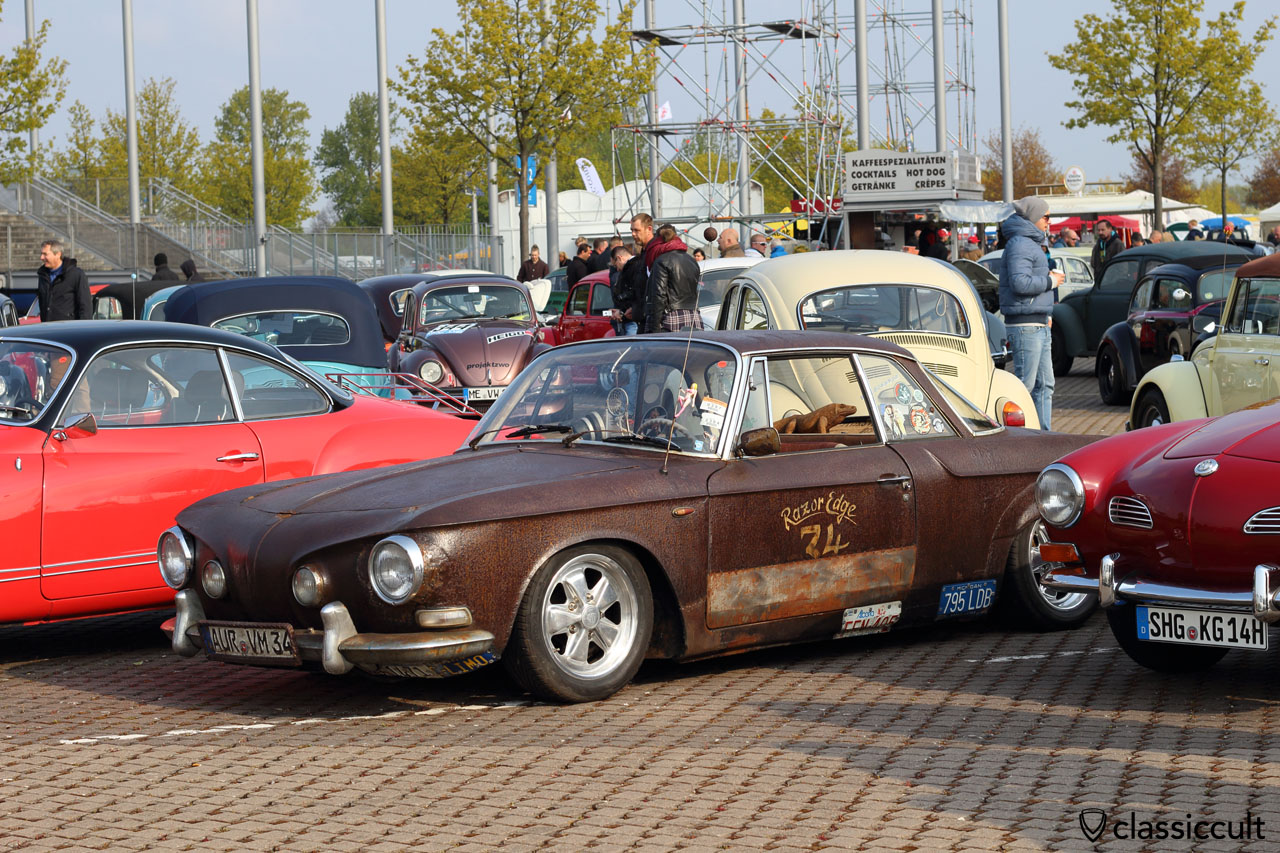 Razor Edge VW Karmann Ghia Typ 34