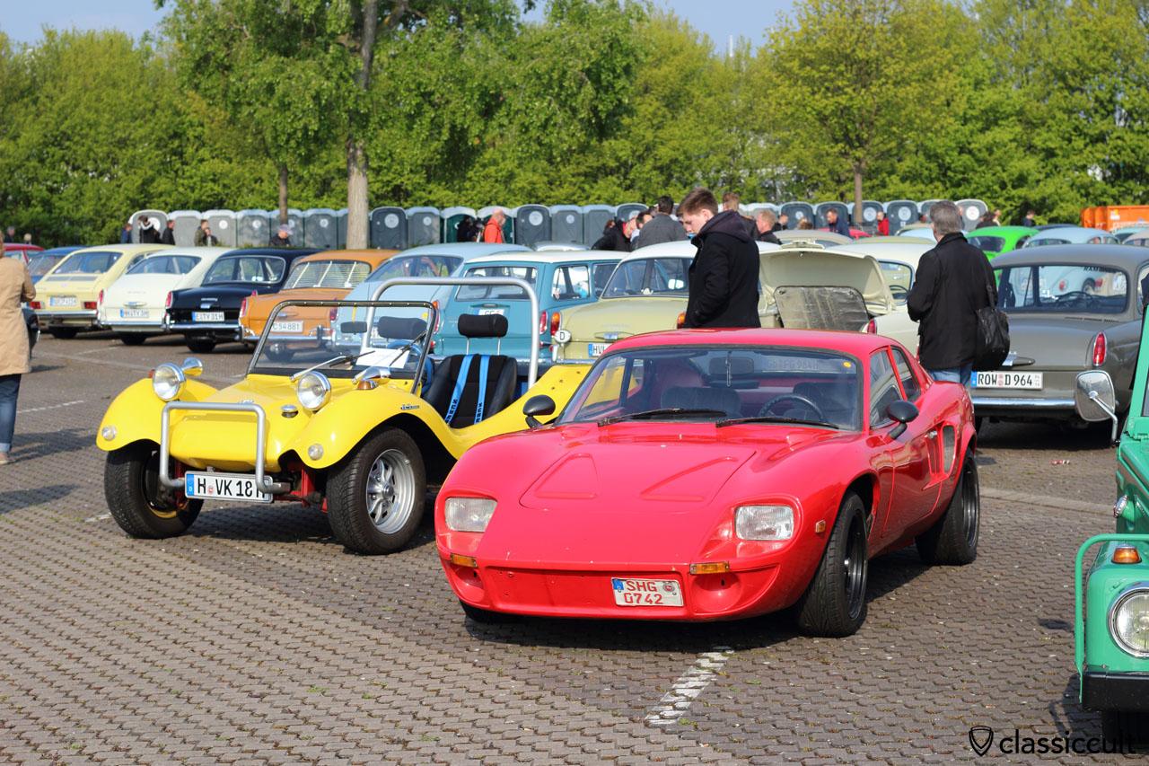 VW Buggy and FT-Bonito